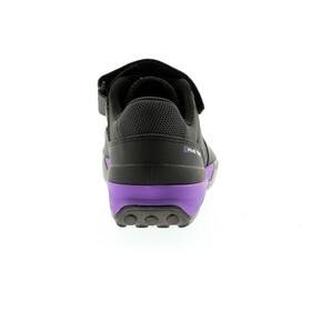 adidas Five Ten Kestrel Lace Sko Damer, black/purple